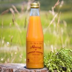 Abricots et romarin sauvage (33cl)