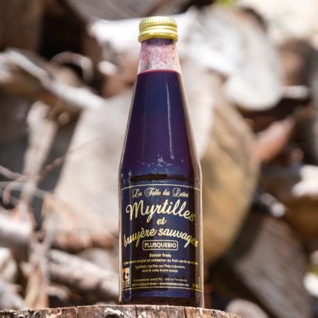 Myrtilles et bruyère sauvages (33cl)