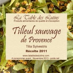 Tilleul sauvage de Provence