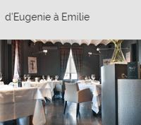 Restaurant d'Eugenie à Emilie