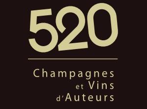 520 Champagnes et Vins d'Auteurs